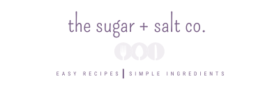 The Sugar And Salt Co.